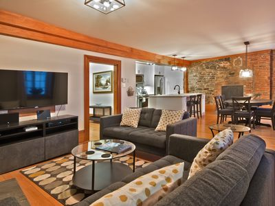 Historical 3 Bedroom Condo In the Heart of Old Quebec