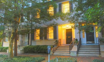 Photo for Stay with Lucky Savannah: Luxury 3-Story Townhome on Historic Tattnall Street