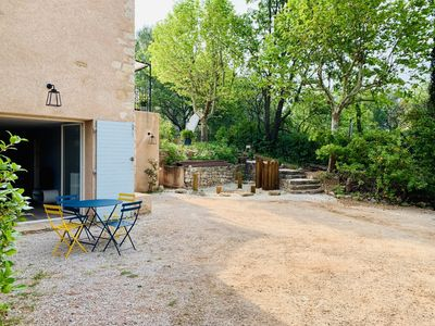 Photo for Renovated apartment in a Bastide in the immediate vicinity of the city of Aix