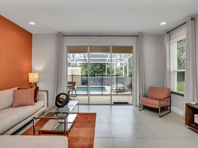 Photo for Lovely 3 Bed Splash Pool Townhome in Serenity Resort