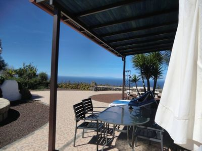 Photo for Attached bungalow with fantastic Ocean and Mountainviews Wifi 2 Bed+2bathrooms
