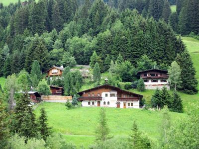 Photo for Vacation home Berghaus (MHO762) in Mayrhofen - 3 persons, 1 bedrooms