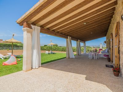 Photo for Precious little Villa in idyllic surroundings near the beach for up to 6 guests