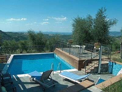 Photo for SWIMMING POOL IN A RELAXING AND UNSPOILT AGRITURISMO MAREMMA-VAL D ORCIA AREA