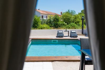 Beautiful newly built holiday house with swimming pool - 3
