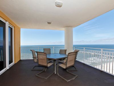 Photo for Sterling Reef Direct Beachfront Condo,  Family Friendly w/Amenities Galore!