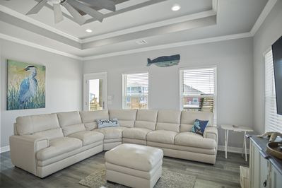Cozy Seating for the Entire Family and More!
