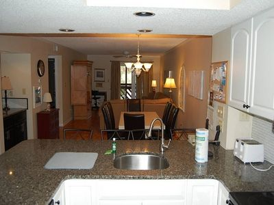 Photo for Heron Pointe D-11: 2 BR / 2 BA 2 br condo in Myrtle Beach, Sleeps 6