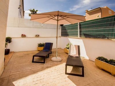 Photo for Dragonera - Great apartment only 450 m to the beautiful sandy beach