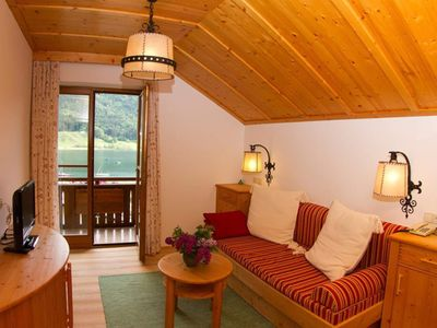 Photo for Family room 2-3 persons - Obergasserhof-Bergblick