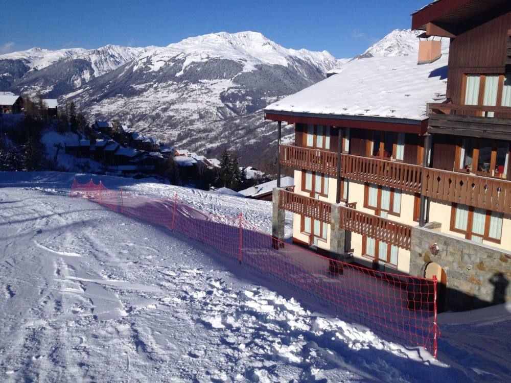 Les Coches Montchavin la plagne up to HomeAway Bellentre