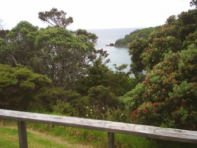 Photo for Private, seaside cottage with stunning views.