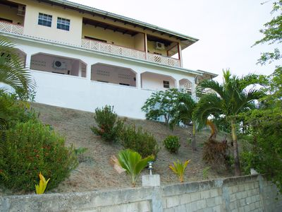 Photo for 1BR Apartment Vacation Rental in Gros Islet