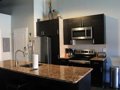 Photo for Downtown One BR close to EVMS, CHKD, Sentara. Walk to restaurants/entertainment