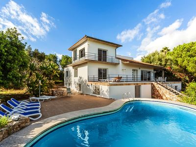 Photo for In a rural location with pool - Villa Son Mulet
