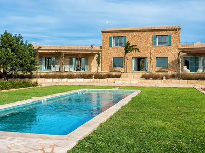 Photo for Finca El Idilio (093101) - Country house for 8 people in Ses Salines