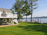 Amazing waterfront Lake Winnipesaukee home!!! Perfect for families! Excellent/friendly owner!
