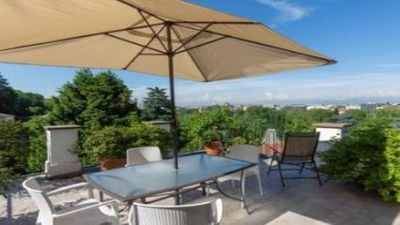 Photo for SPECTACULAR VIEW -COSY -EASY TO CITY CENTER -2nd floor 2 terraces