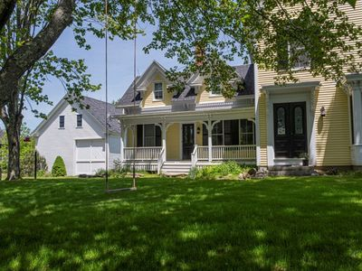 Photo for 4 Bedroom, 3 Bathroom Fully Restored 1870`s Farmhouse Centrally Located in Jefferson