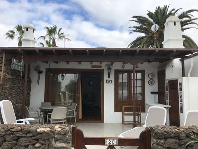 Photo for 2BR Bungalow Vacation Rental in Playa Blanca