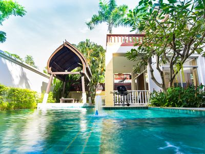 Photo for AnB Pool villa with 4BR in Pattaya