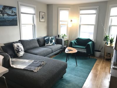Photo for Beautiful 2 bath 2 bed in the heart of East Cambridge -- near Kendall / MIT