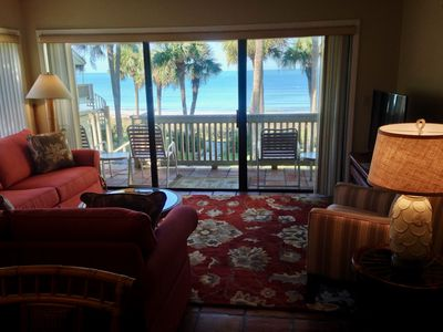 Photo for Beautiful second story beach views