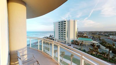 Photo for Magnificent 2 Bedrooms 2 Bathrooms Ocean and River View Condo/ Sleeps 8