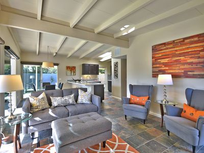 Photo for Updated  MidCentury Tierra del Sol home+Walk to The River Restaurants