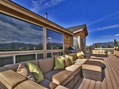 Photo for 6 bedroom Luxury w/Indoor Pool, Movie Theater, Views - Disc April/May