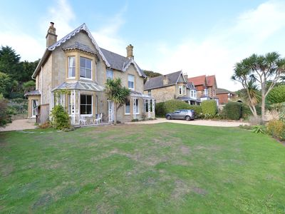 Photo for Melville Lodge, a house that sleeps 12 guests in 6 bedrooms
