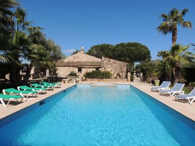 Photo for Ses Rodes - Original and Charming Majorcan Finca with Large Private Pool (15m x 8m) and Mediterranean Garden! - Free WiFi