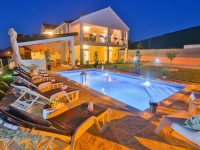 Photo for *Villa Kalura Split*  beautiful holiday home with pool, just for You!!