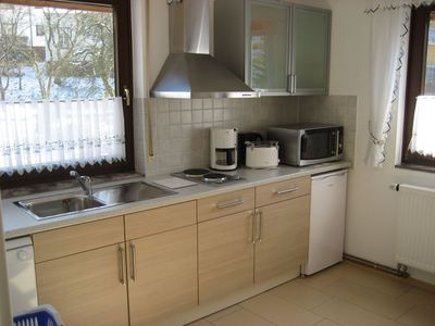 Photo for Apartment for 2 pers. with balcony near Castle Road and Neckar Valley