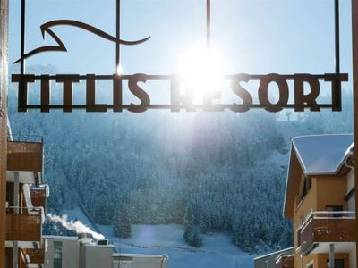 Photo for Apartment TITLIS Resort Wohnung 333 in Engelberg - 10 persons, 4 bedrooms