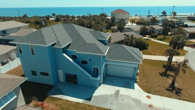 Photo for Safe, Uncrowded Beach, Clean, Modern Ocean View Home