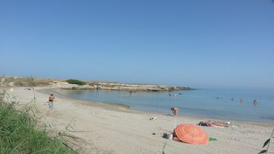 Photo for Seaside Villa with Veranda, Yard, Garden, ideal for Families in Puglia,South Italy