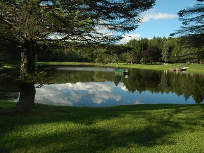 Photo for 3 Bdrm Home on Breathtaking 114 Acre Property