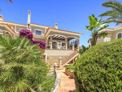 Photo for Villa Falesia is a four bedroom villa located in the Residencia estate in Quinta do Lago. Residencia is very well located beside Quinta do Lago beach with miles of golden sand and Gigi's restaurant.