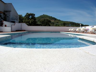 Photo for Authentic Spanish house in the hills of the Costa del Sol with super sized pool