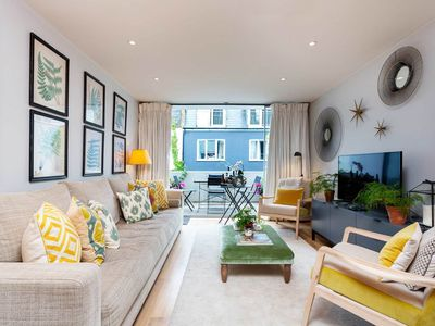 Photo for Elegant 2BR Mews in Notting Hill, few minutes from Portobello Road, by Veeve
