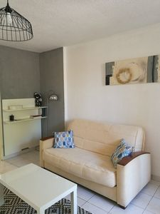 Photo for Holidays in Fréjus in a charming F1 completely redone and ideally sit