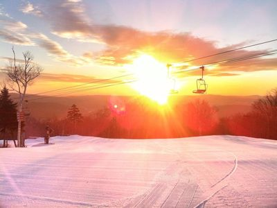 Photo for Mt. Snow Vermont - 'Pike's' Place with Beautiful Mt. Views !