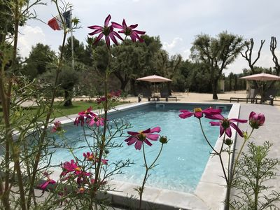 Photo for bed and breakfast to LOURMARIN