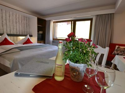 Photo for 1-room apartment no. 11 west-facing balcony - Alp Chalet - Apartments