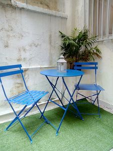 Photo for Traditional apartment, terrace for 4, recently renovated in the center of Athens