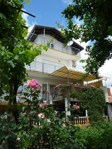 Photo for We are located in a quiet street, 5 minutes walk to the city center ...