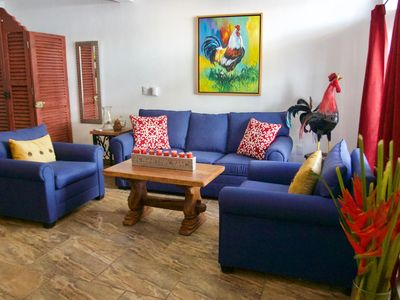 Photo for 1 BR Large Studio Brand New Downtown 3 blocks to the beach