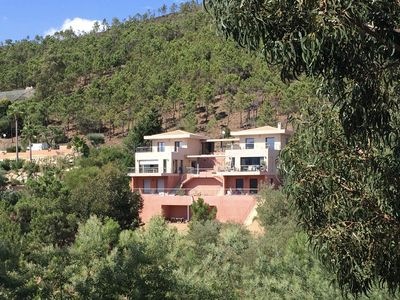Photo for Modern Villa with pool, all mod cons inc wifi, apple tv, netflix,