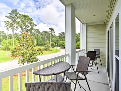 Photo for Chic Myrtle Beach Condo in World Tour Golf Resort!